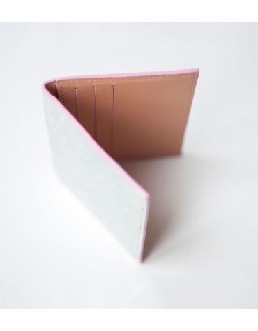 Square card holder