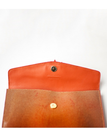 Rosace evening bag