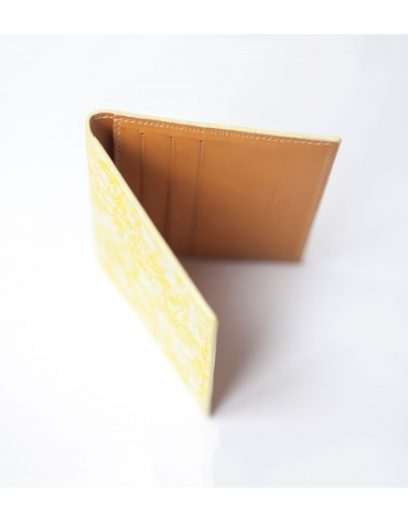 Square card holder