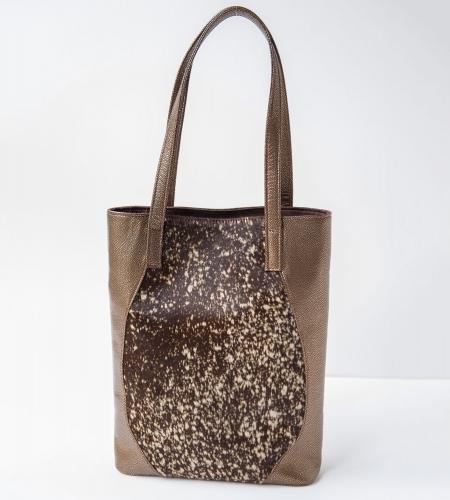Cut-out pattern bag
